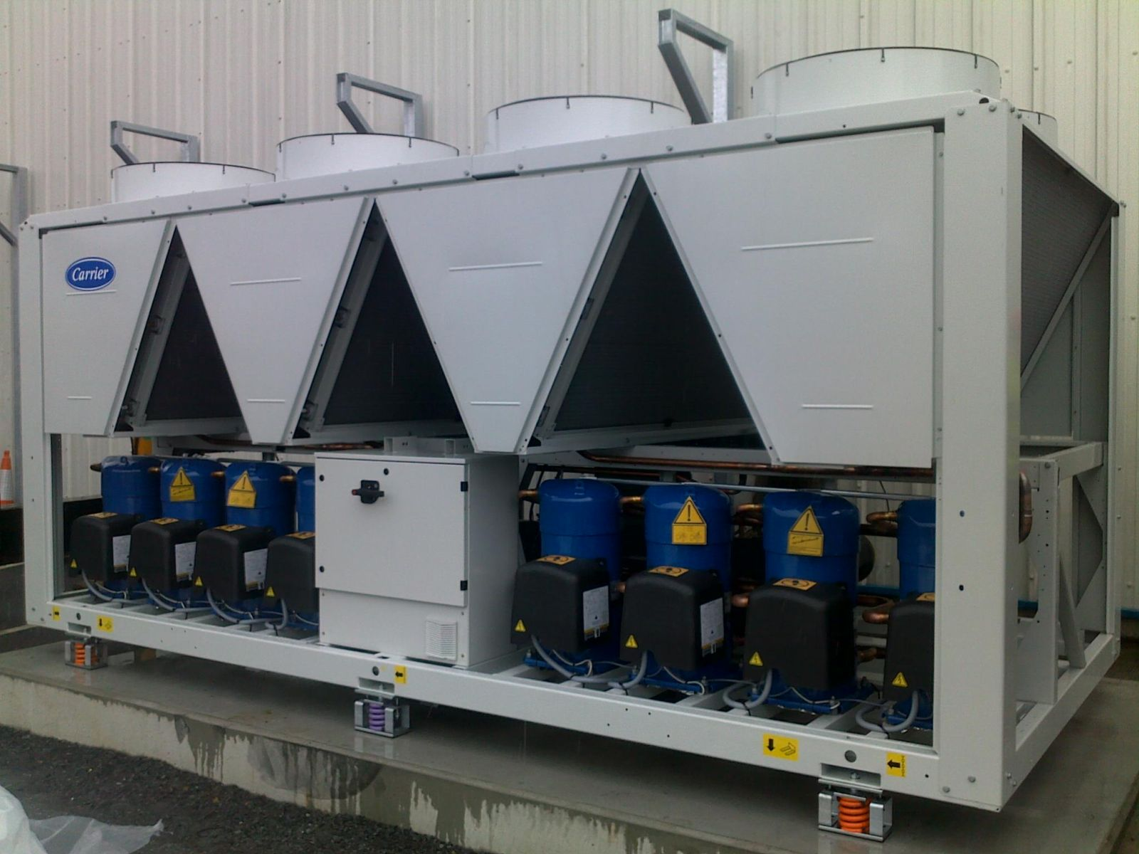Chiller Maintenance Fort Lauderdale FL